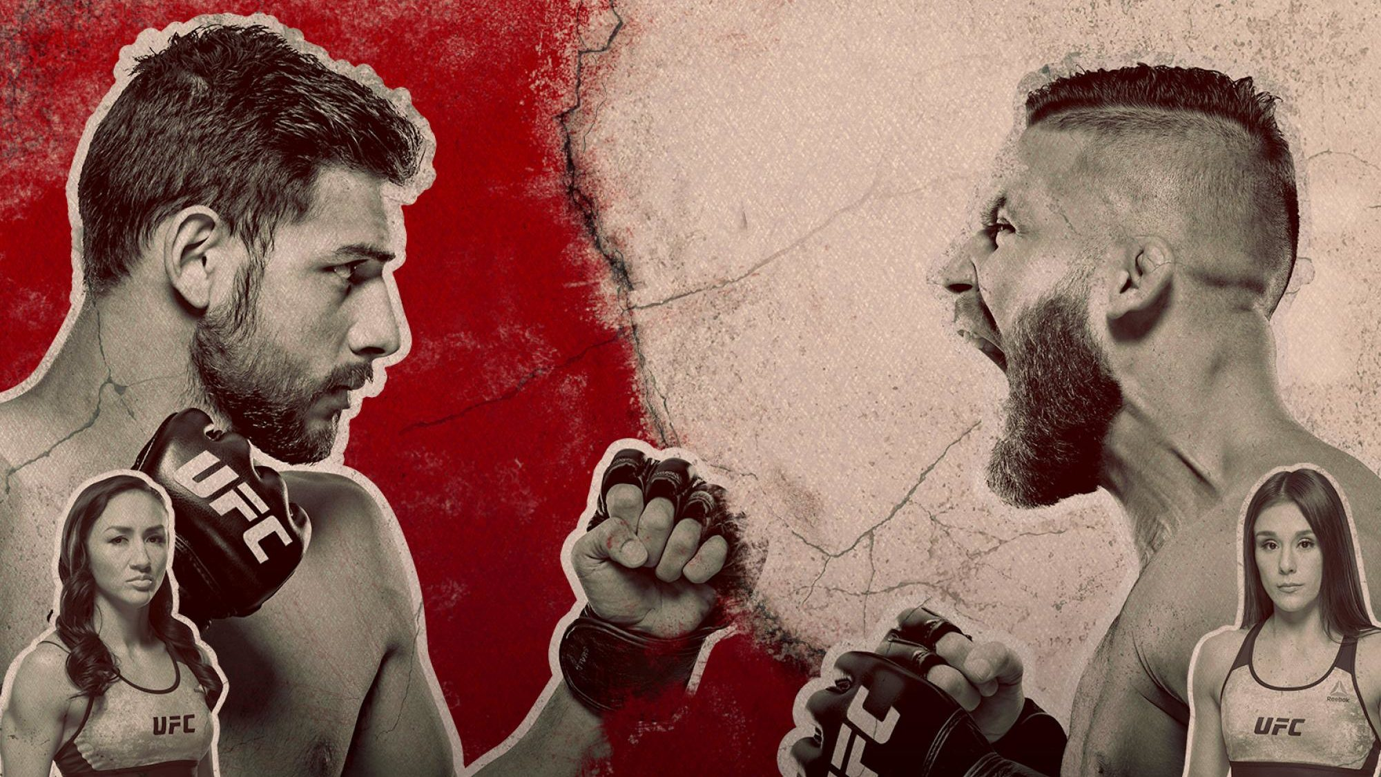 UFC Fight Night 159 Yair Rodriguez vs Jeremy Stephens Winning Odds and Predictions