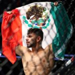 Rodriguez vs Stephens UFC Fight Night 159 UFC Mexico City