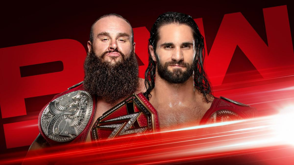Watch Online Livestream Roman Reigns Braun Strowman WWE Raw 9 September