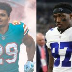 NFL Dallas Cowboys Miami Dolphins trade deal Taco Charlton Minkah Fitzpatrick