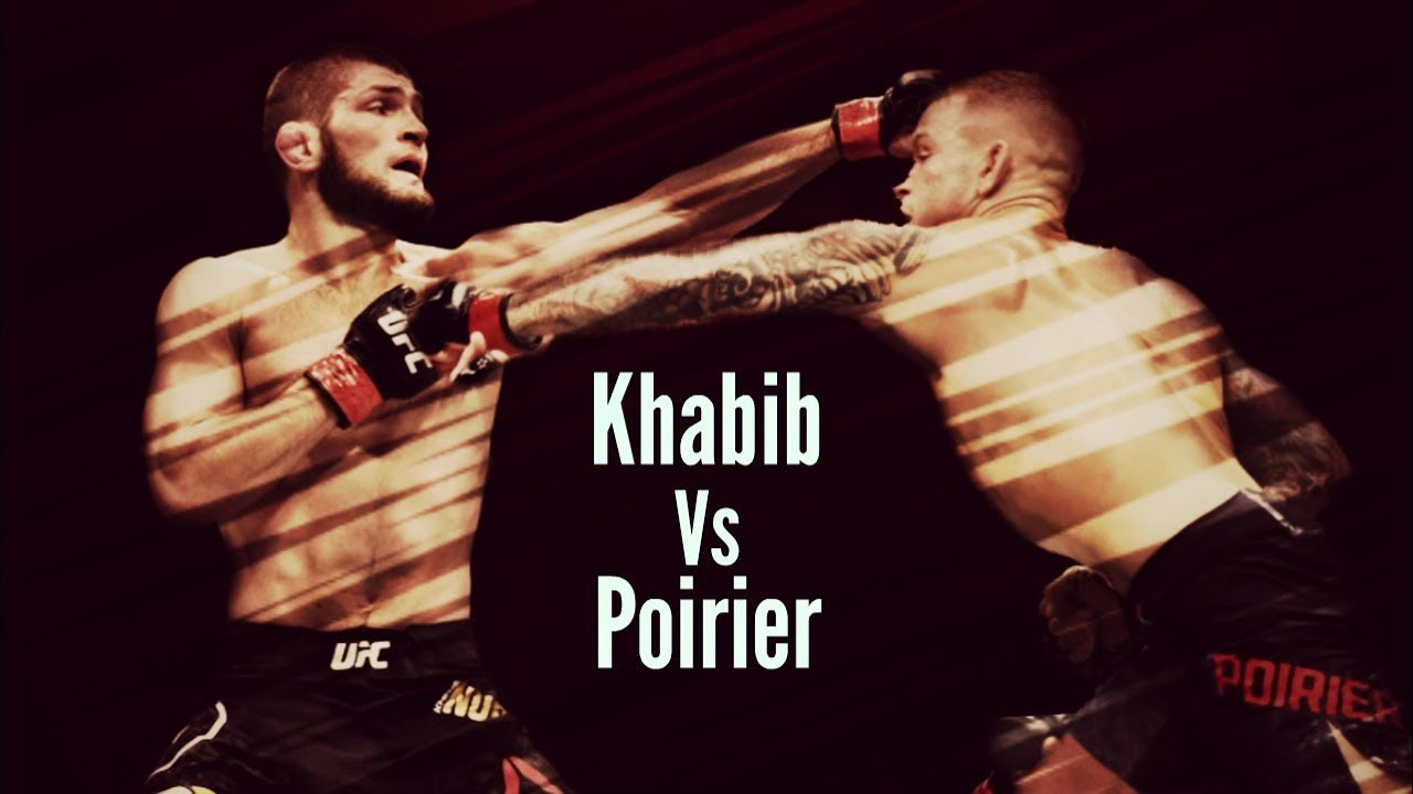UFC 242 Main Event Fight Khabib Nurmagomedov vs Dustin Poirier