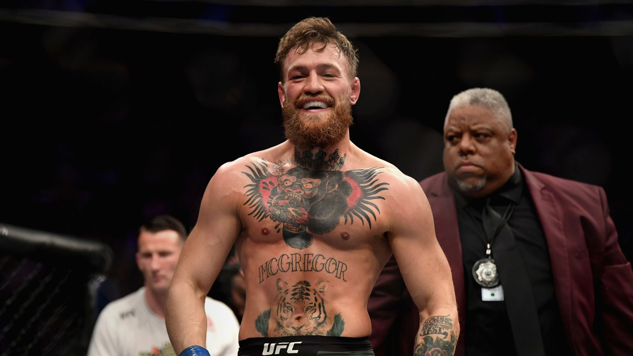 UFC 245 McGregor Return
