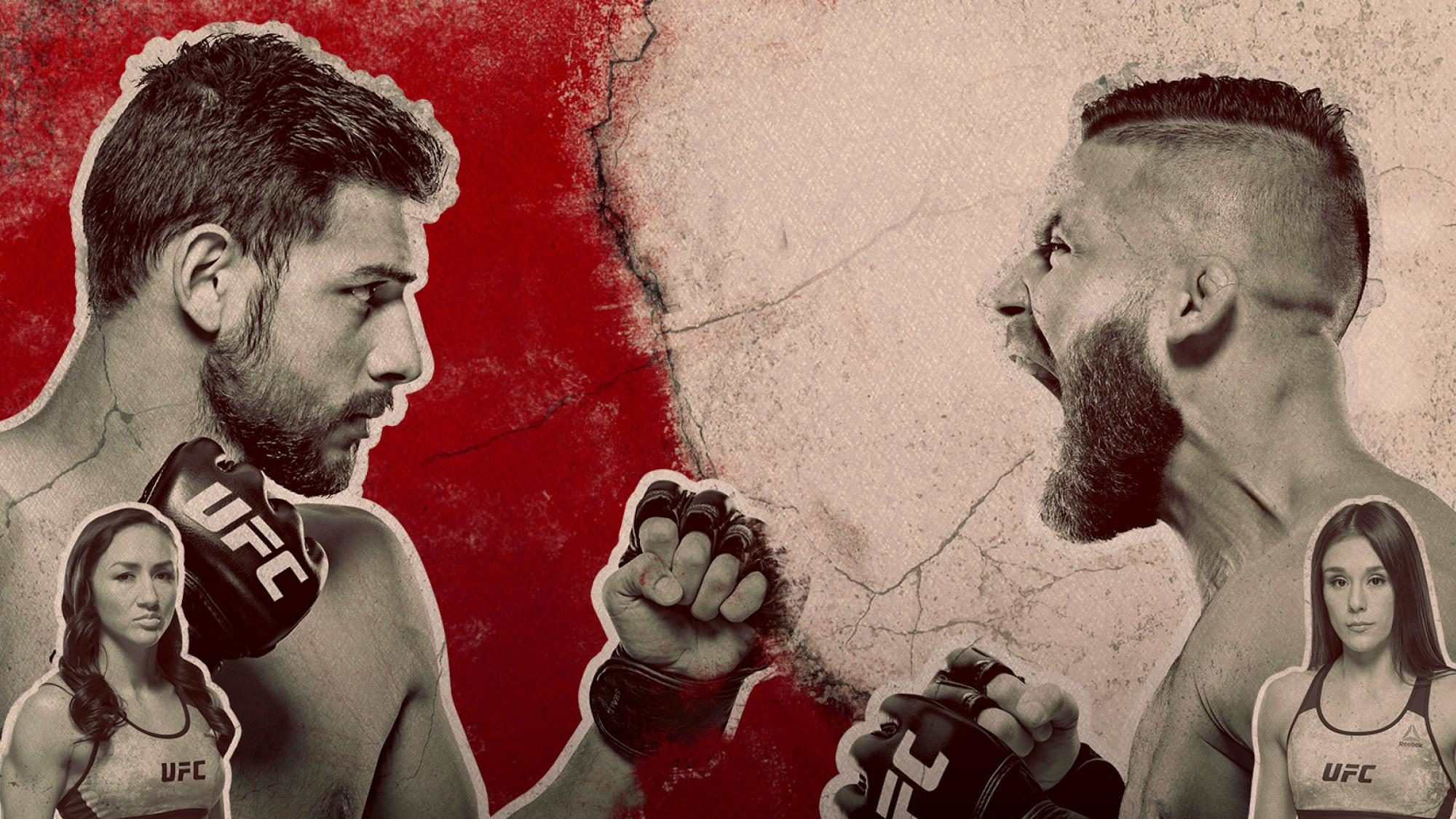UFC New Mexico Main Event Rodriguez vs Stephens Winning Odds