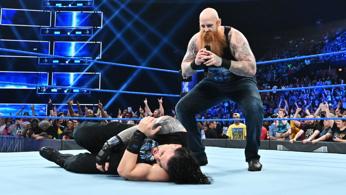 WWE SmackDown 17 September Watch Online