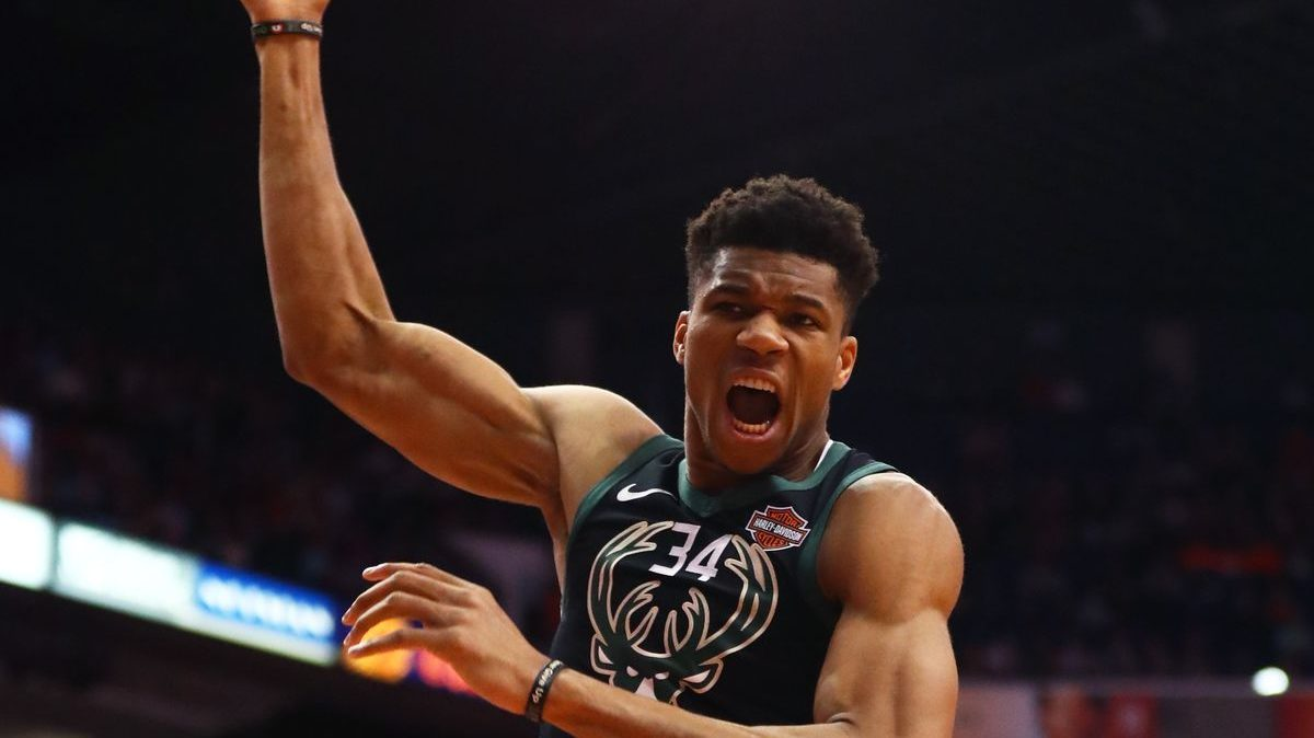 NBA Giannis Antetokounmpo Deal Golden State Warriors