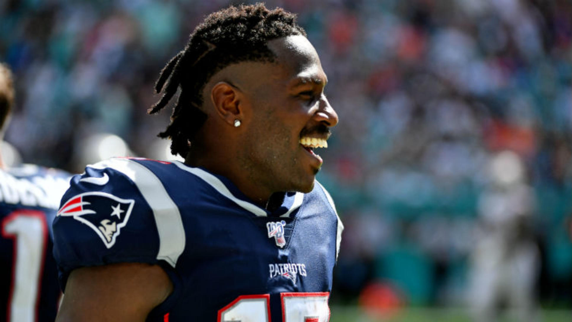 NFL Antonio Brown New England Patriots