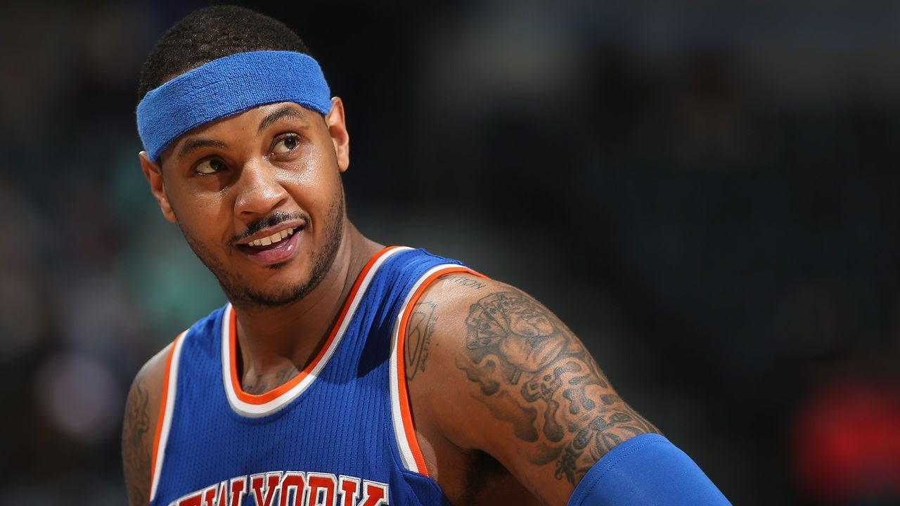 Brooklyn Nets Carmelo Anthony