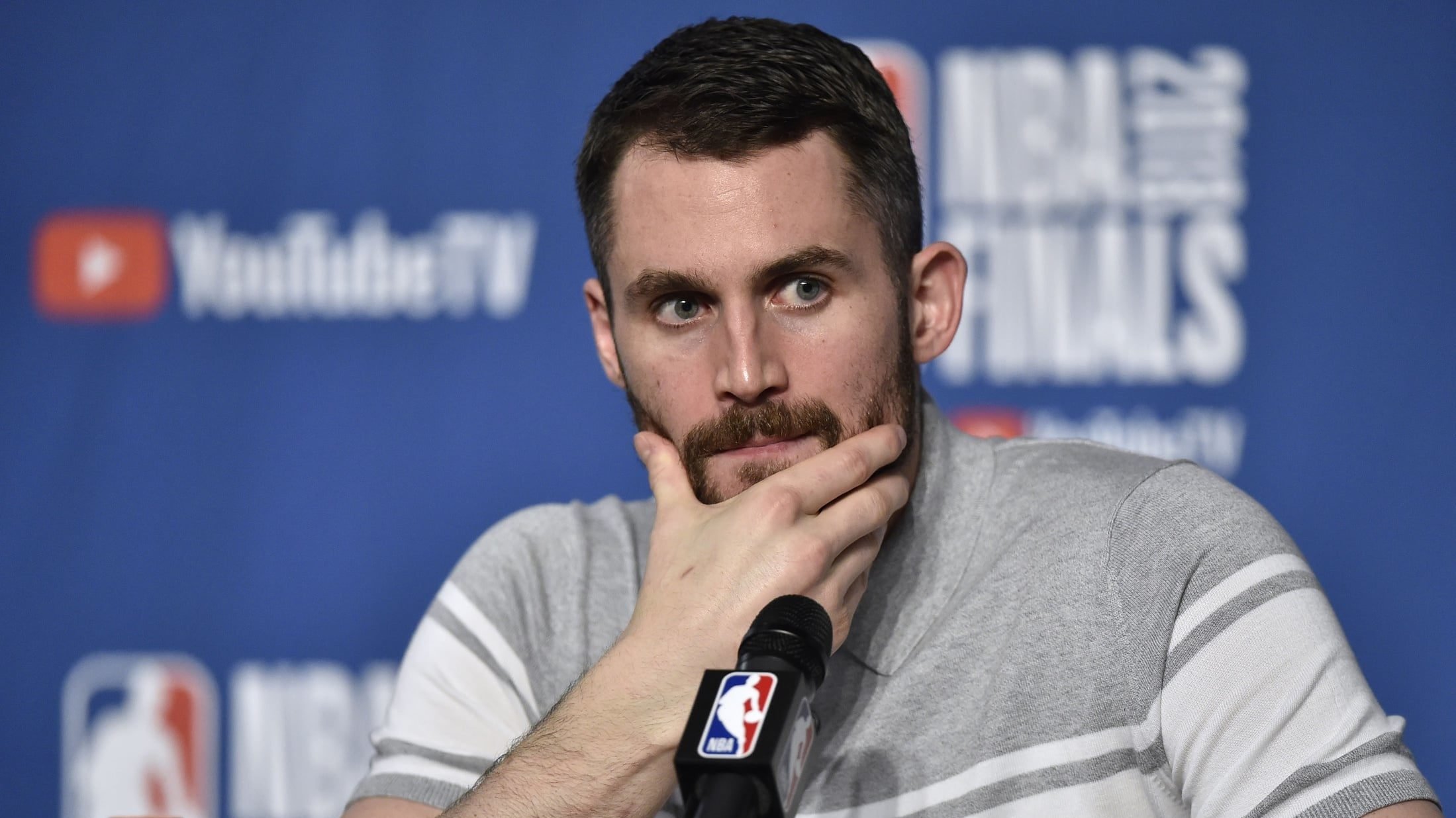 NBA Cavaliers Kevin Love Trade Deal