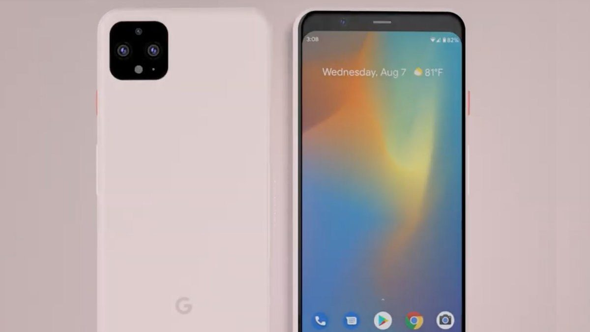 Google Pixel 4 vs iPhone 11 Pro Max