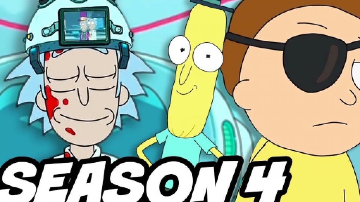 Live Stream Rick and Morty Seaso n 4 Watch Online