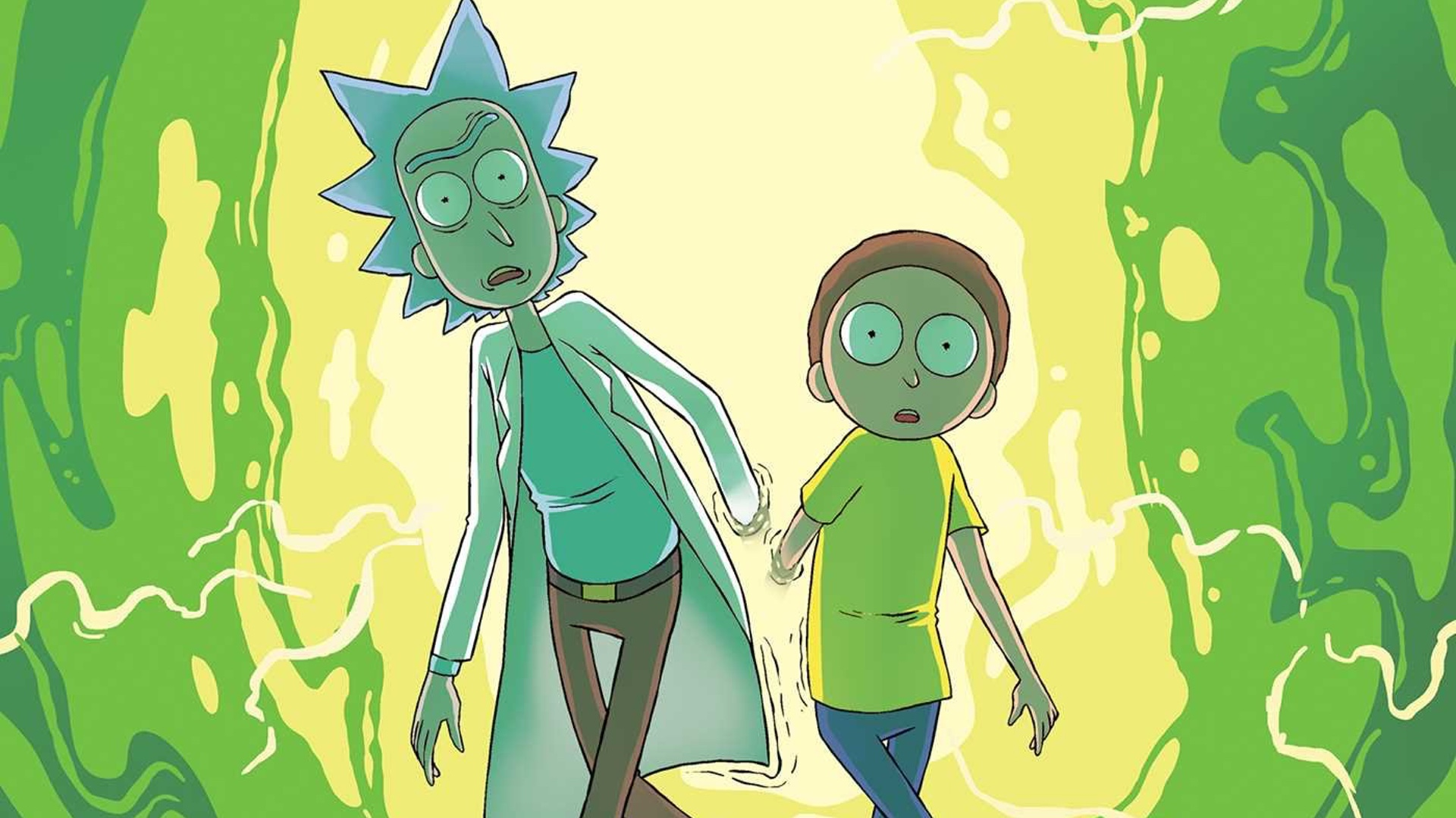 Rick and Morty Season 4 Episode Schedule