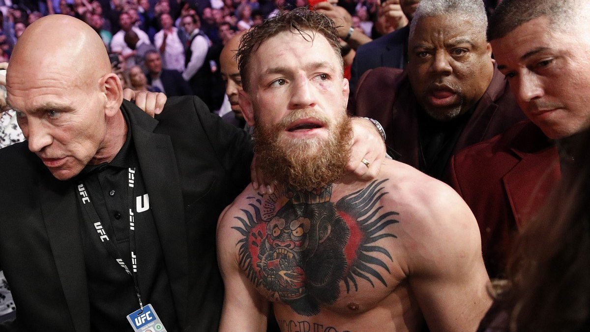 UFC Conor McGregor Return