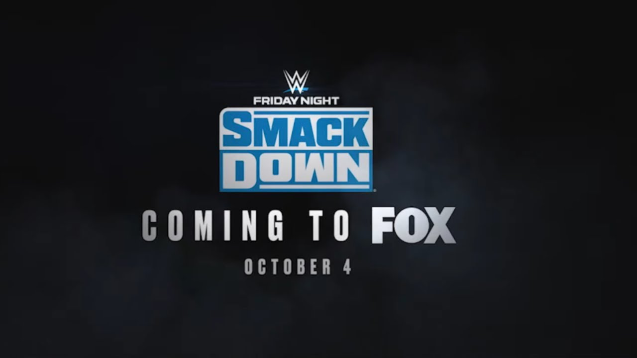 WWE SmackDown on Fox The Rock CM Punk
