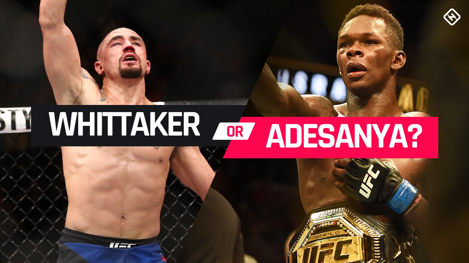 UFC 243 Whittaker vs Adesanya Complete Card Winning Odds
