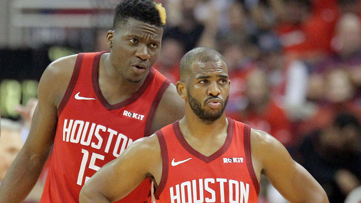 NBA Deals Roundup Chris Paul, Clint Capela, JJ Reddick