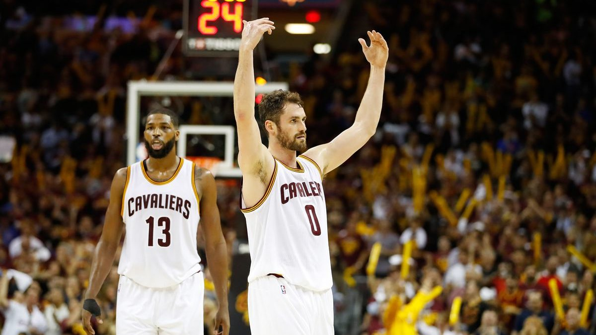 NBA Trade Rumors Kevin Love and Tristan Thompson to Leave Cavaliers for Lakers or Clippers