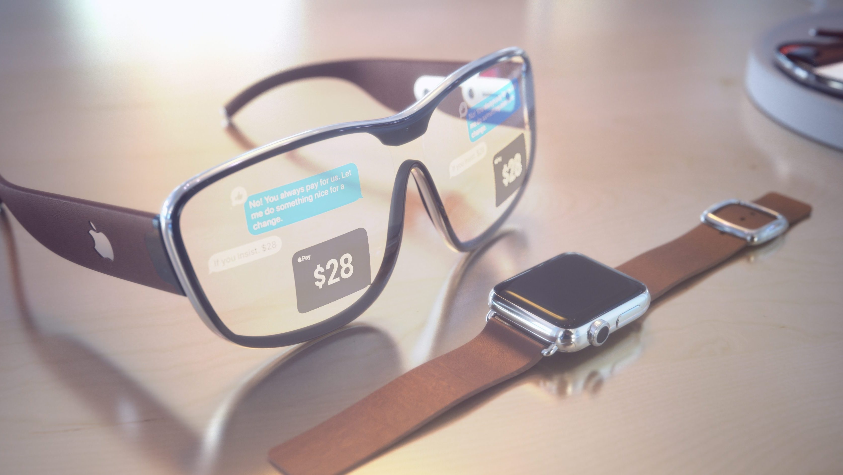 Apple Smart Glasses Updates New Protective Mode to make AR Glasses More Durable