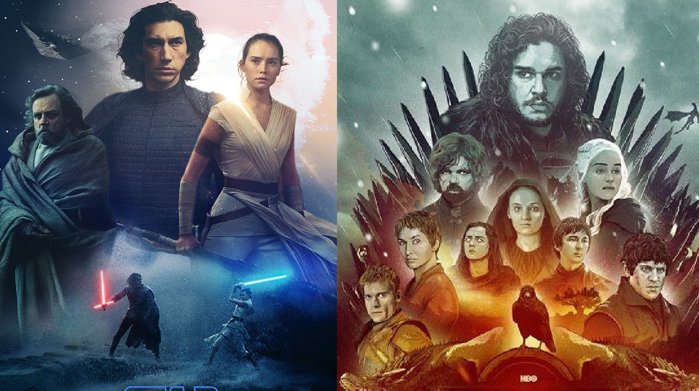 'Star Wars The Rise of Skywalker' Joins Game of Thrones Season 8 to have the Worst Ending