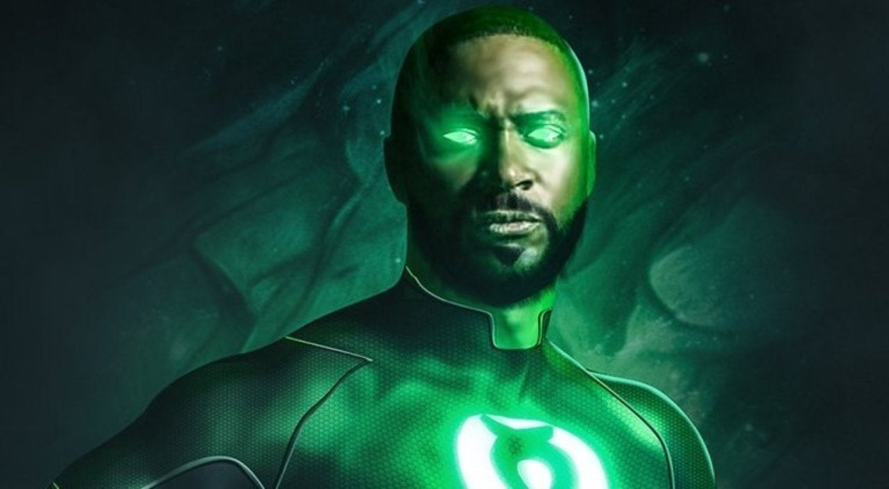 Arrow Season Finale and John Diggle 'Green Lantern' TV Series Connection Explained