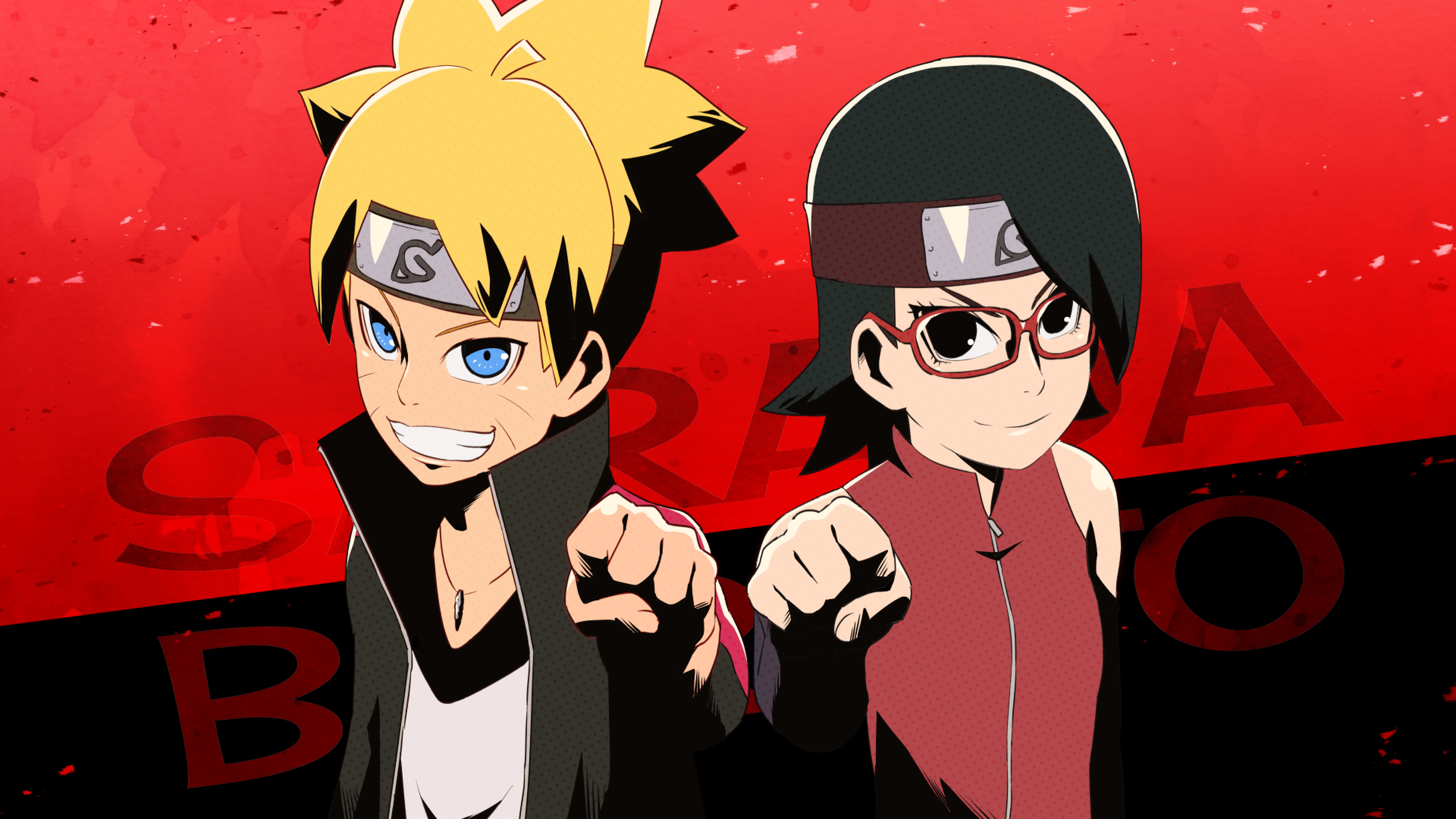 Boruto Chapter 43 Release Date, Spoilers Team 7 will Rescue Naruto as Sarada defeats Boro with Chidori Attack