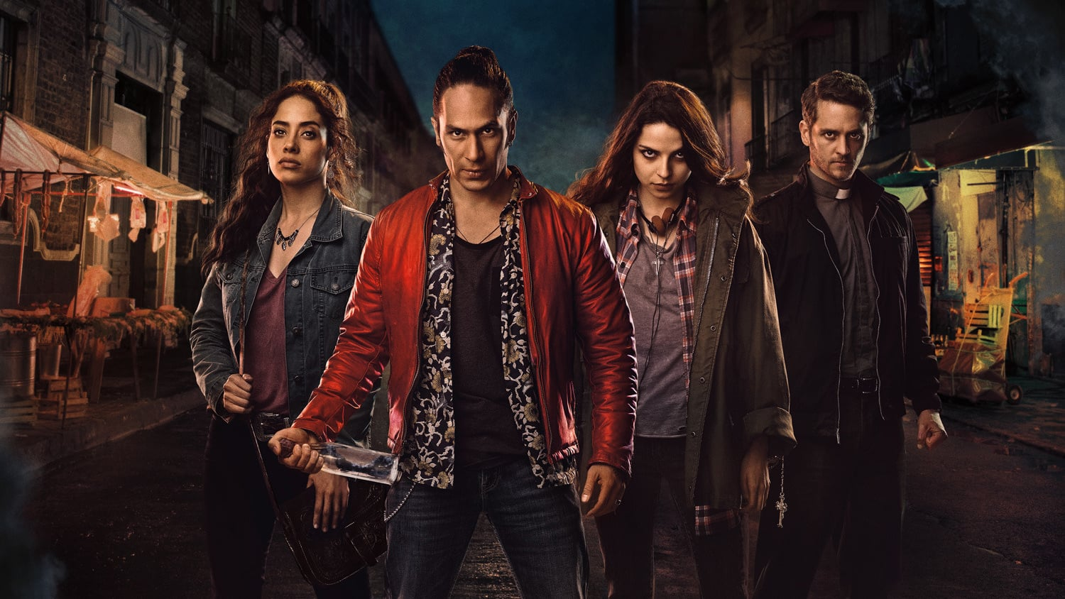 Diablero Season 2 Netflix Release Date, Trailer, Cast, Episodes, Plot for the Mexican Horror Drama