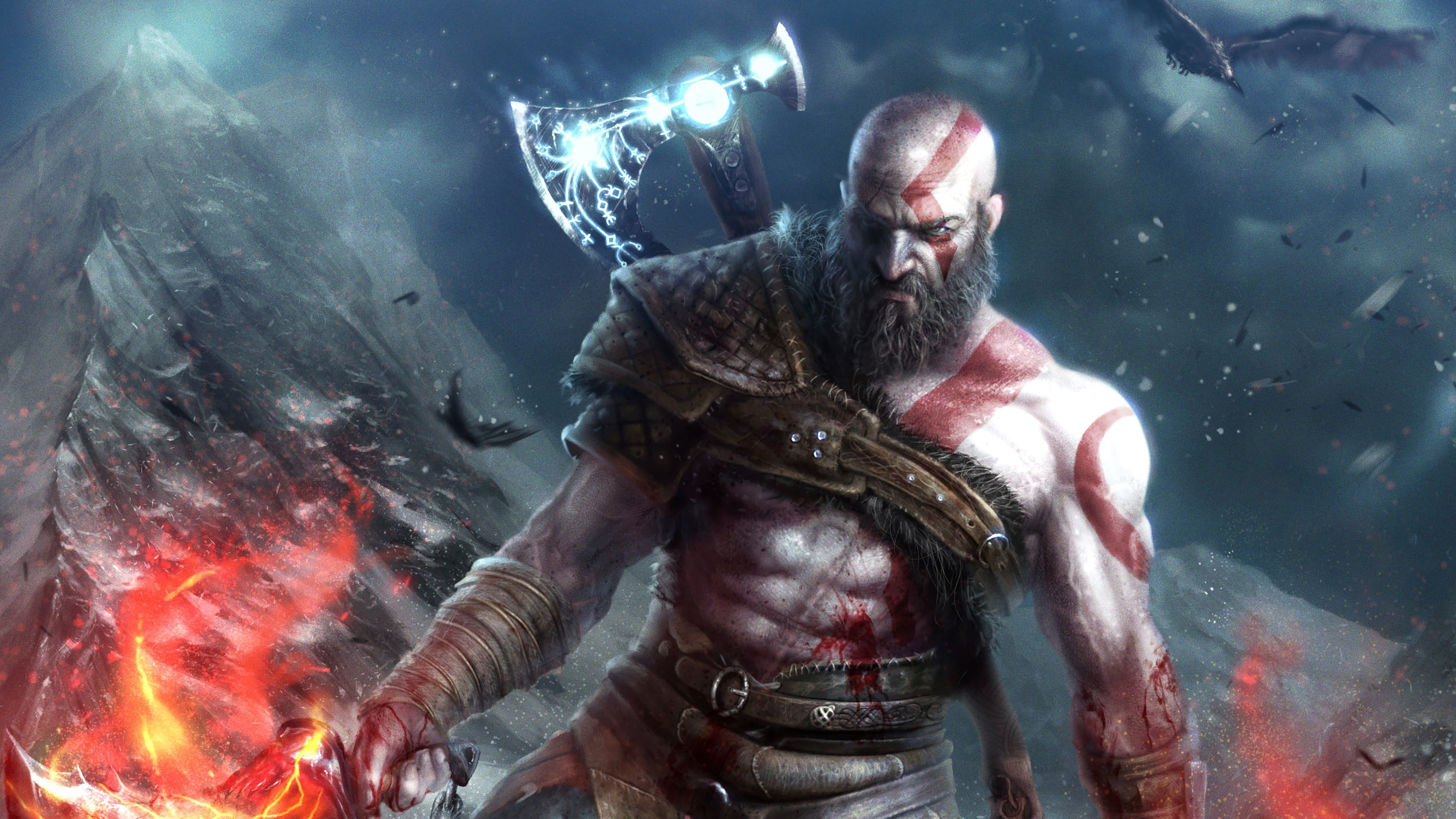 God of War Sequel Release Date, Story and Character Details will be Revealed with Sony PS5 Launch
