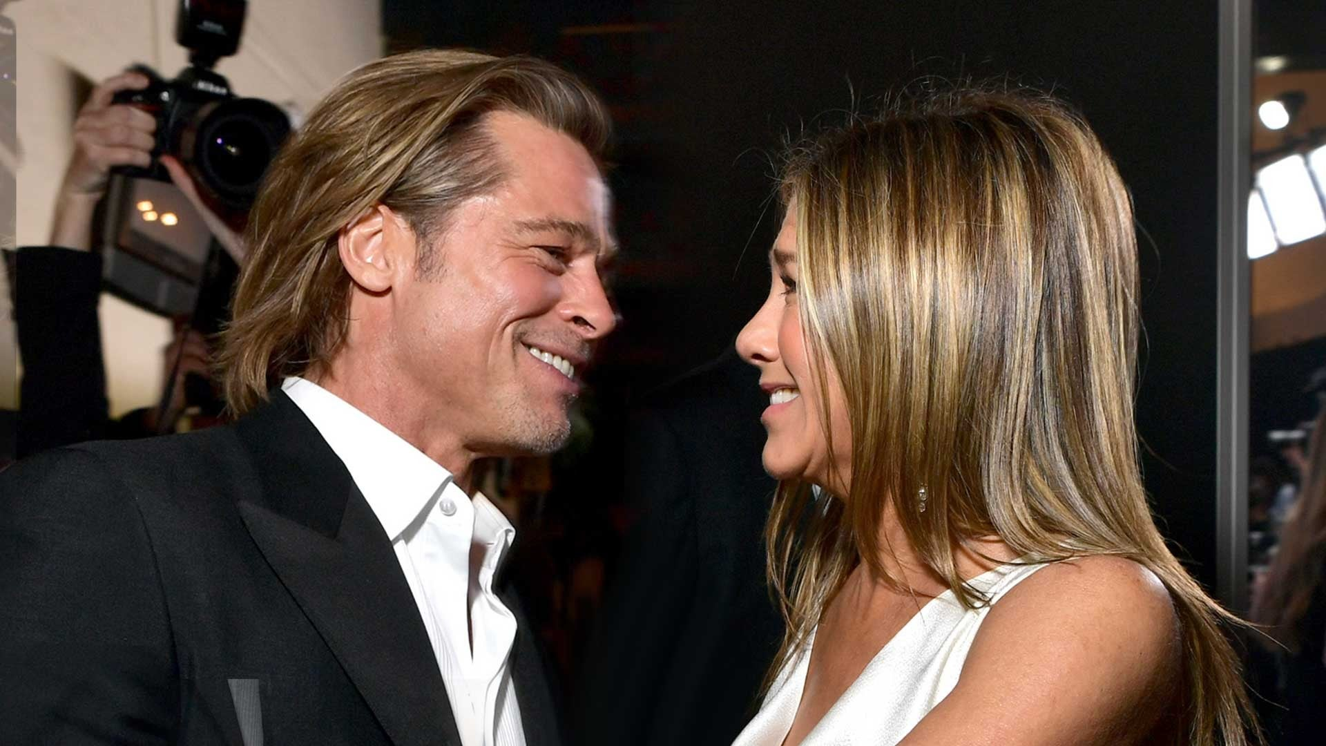 Jennifer Aniston, Brad Pitt are having a Summer Marriage, Stars in love again after SAG Reunion