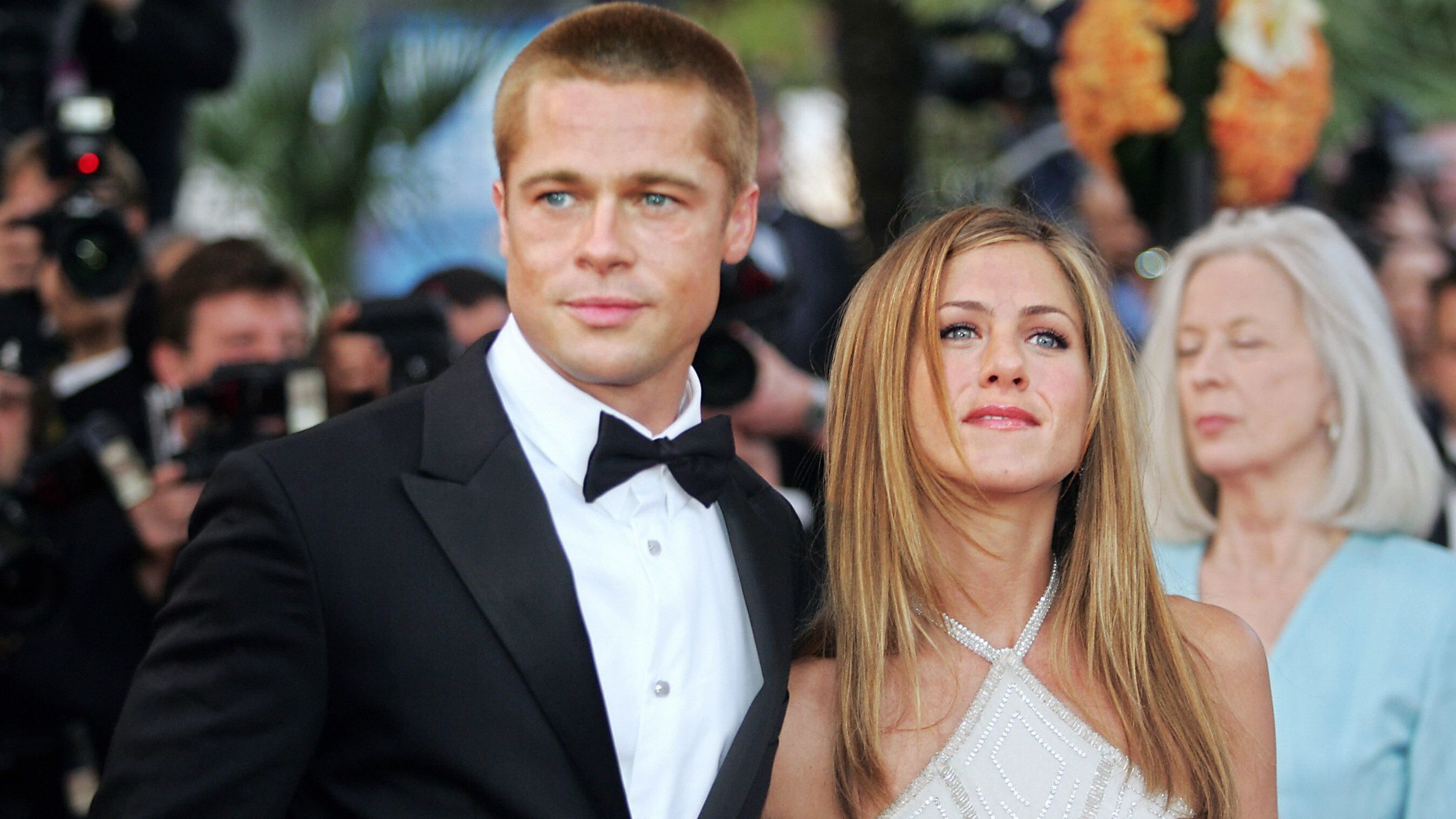 Jennifer Aniston and Brad Pitt Marriage Rumors