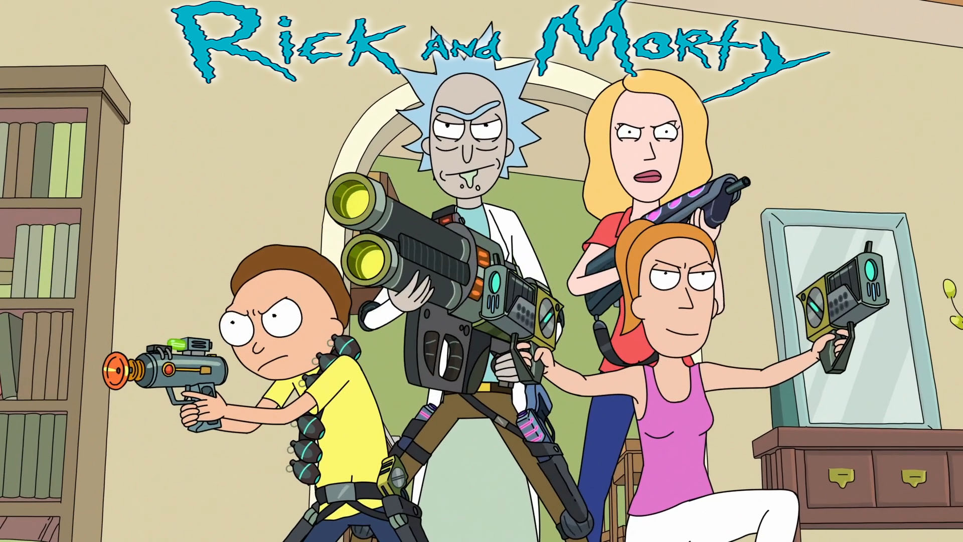 Rick and Morty Season 4 Episode 6 Air Date Summer Smith's Voice Actress Leaks the Series Return Date