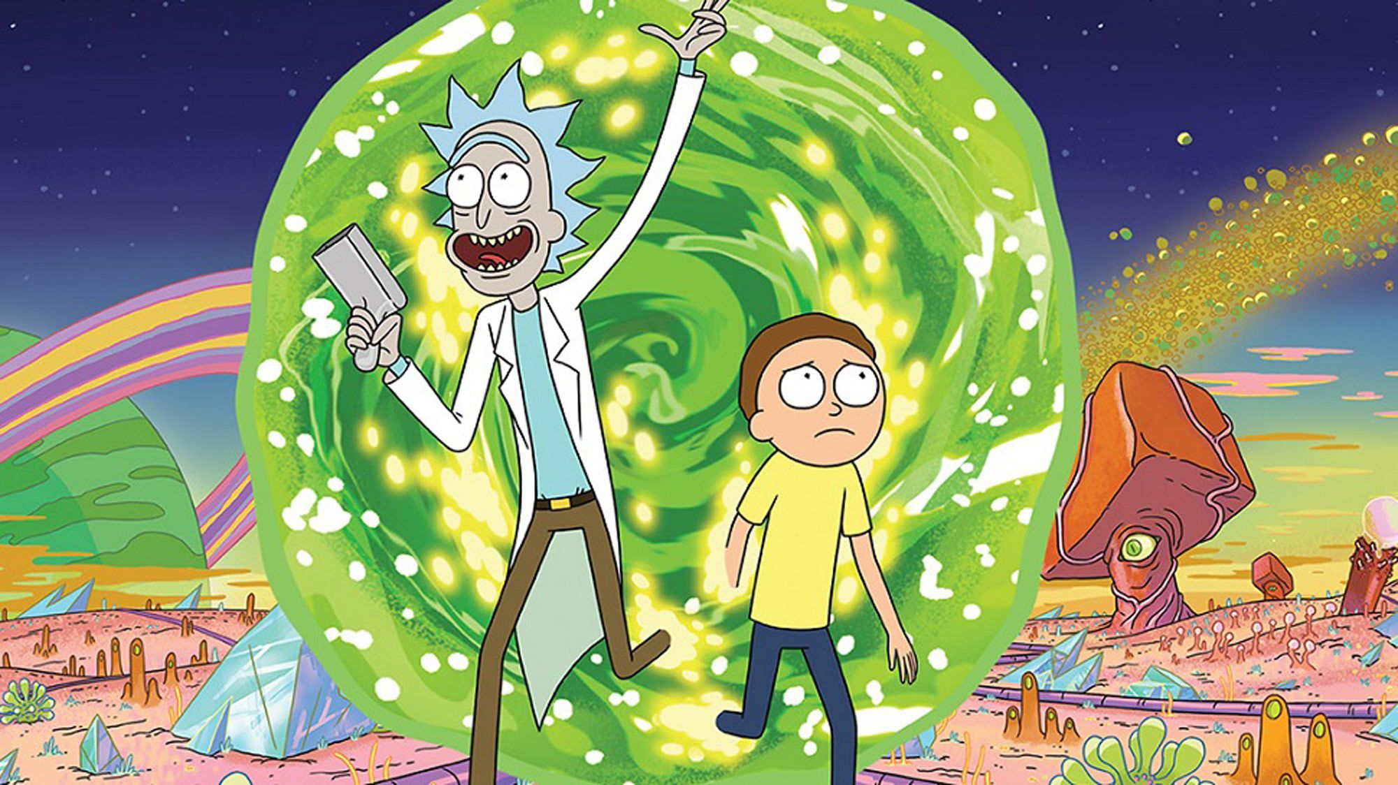 Rick and Morty Season 4 Episode 6 Plot Spoilers Super Bowl Pringles Ad reveals Story Details