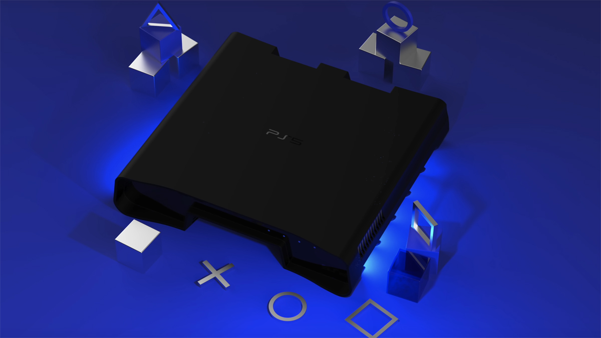 Sony PS5 Leaks shows that the Next-Gen Console will have 1TB SSD Storage Capacity