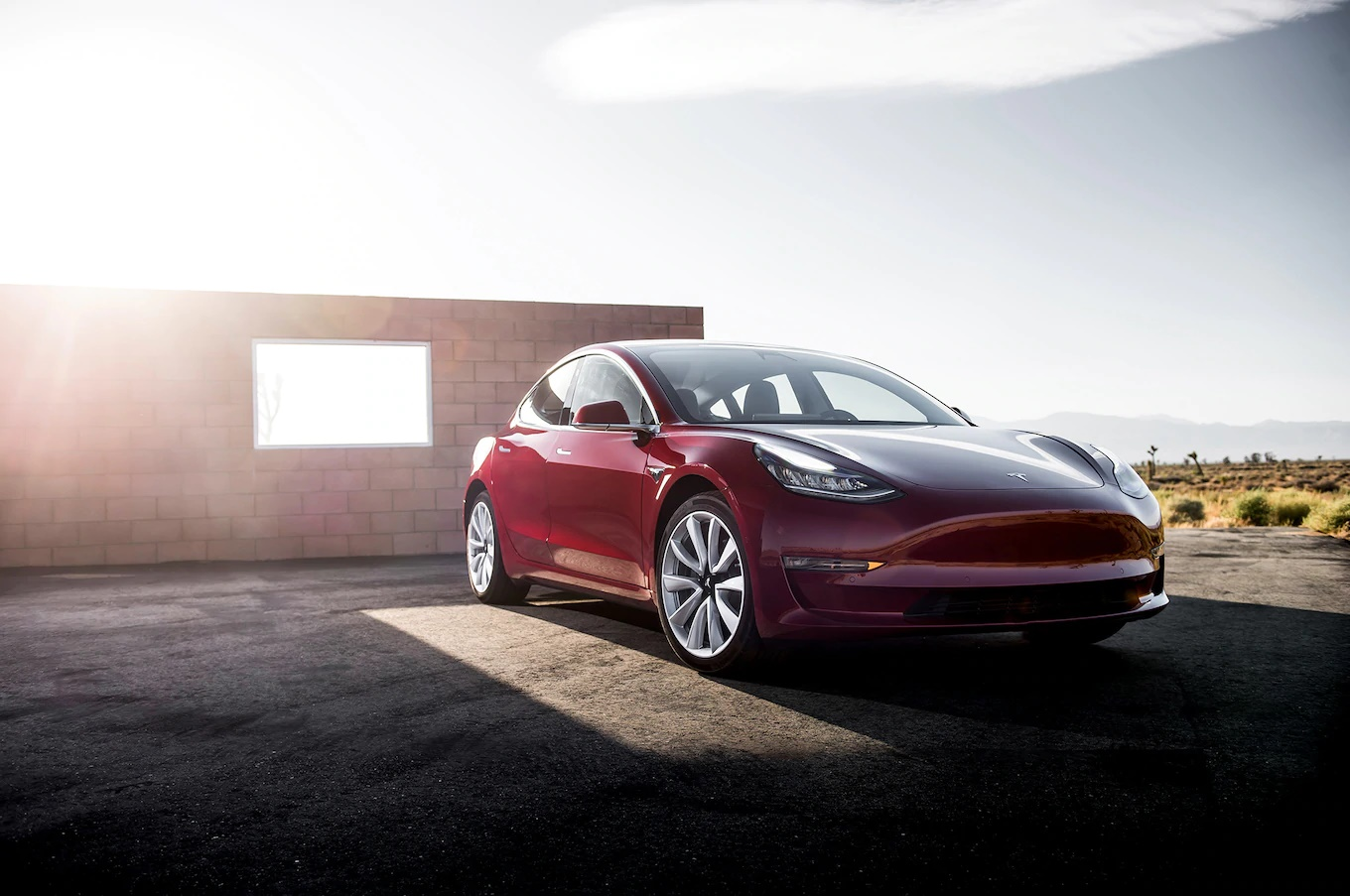 Tesla Model 3 China Release Date Elon Musk reduces Price of Electric Car, Deliveries have Started
