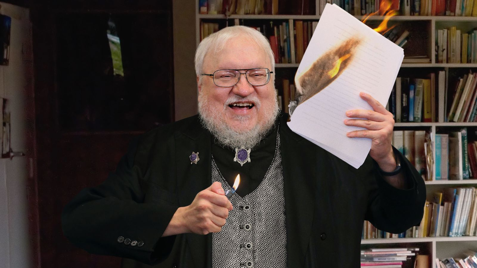Winds of Winter Release Date Fans are not Happy with George RR Martin Delaying the Book