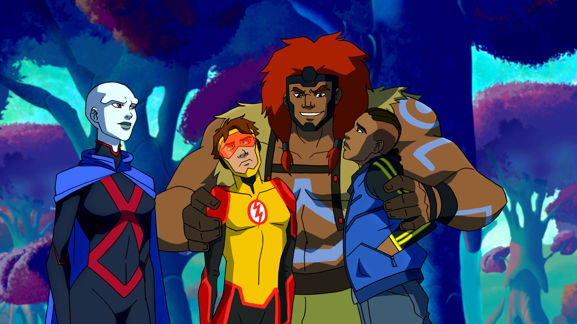 Young Justice Season 4 Trailer, Release Date, Cast Details, Plot Spoilers and More Updates