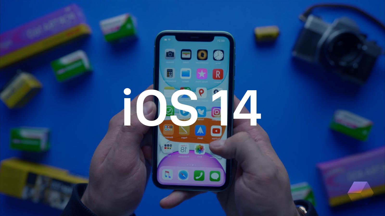 Apple iOS 14 Update to Change the UI Design, iPhones will Sport totally New Look