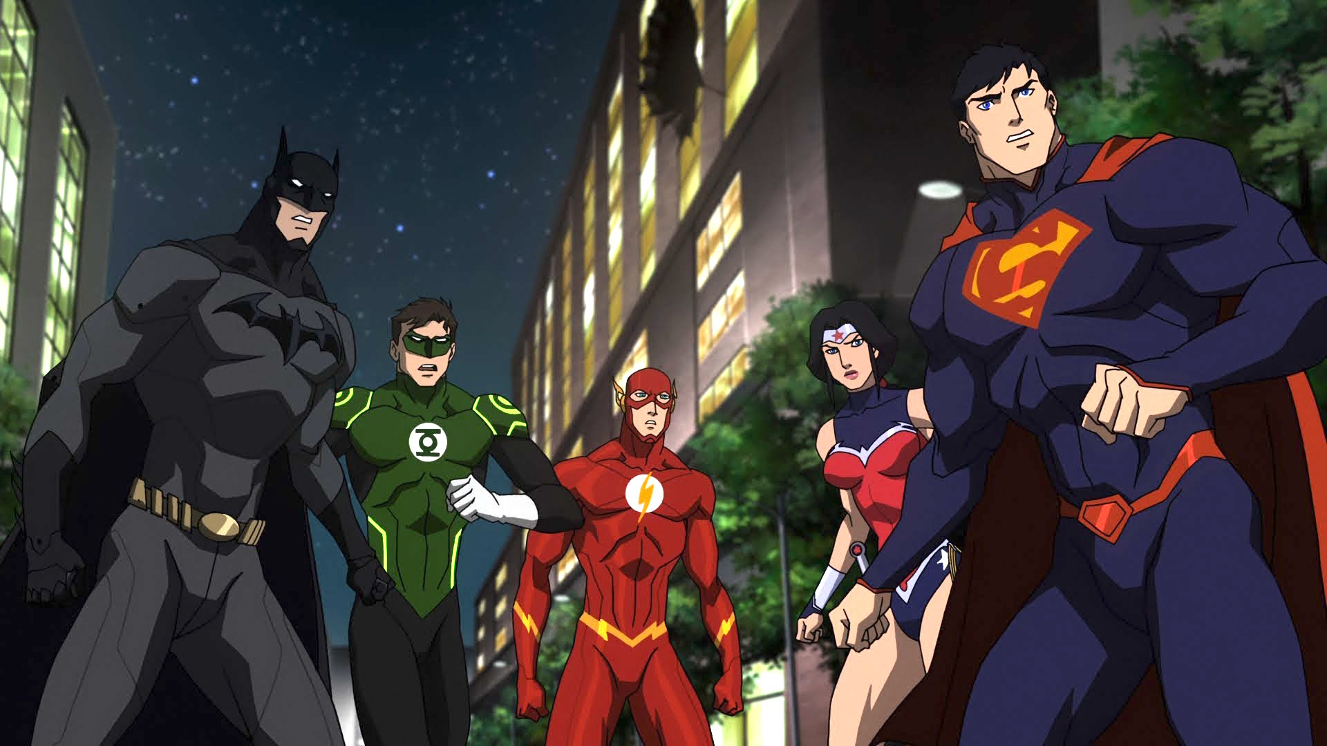 DC Animated Movies for 2020 Release Superman, Batman, Justice League Dark and Super Pets
