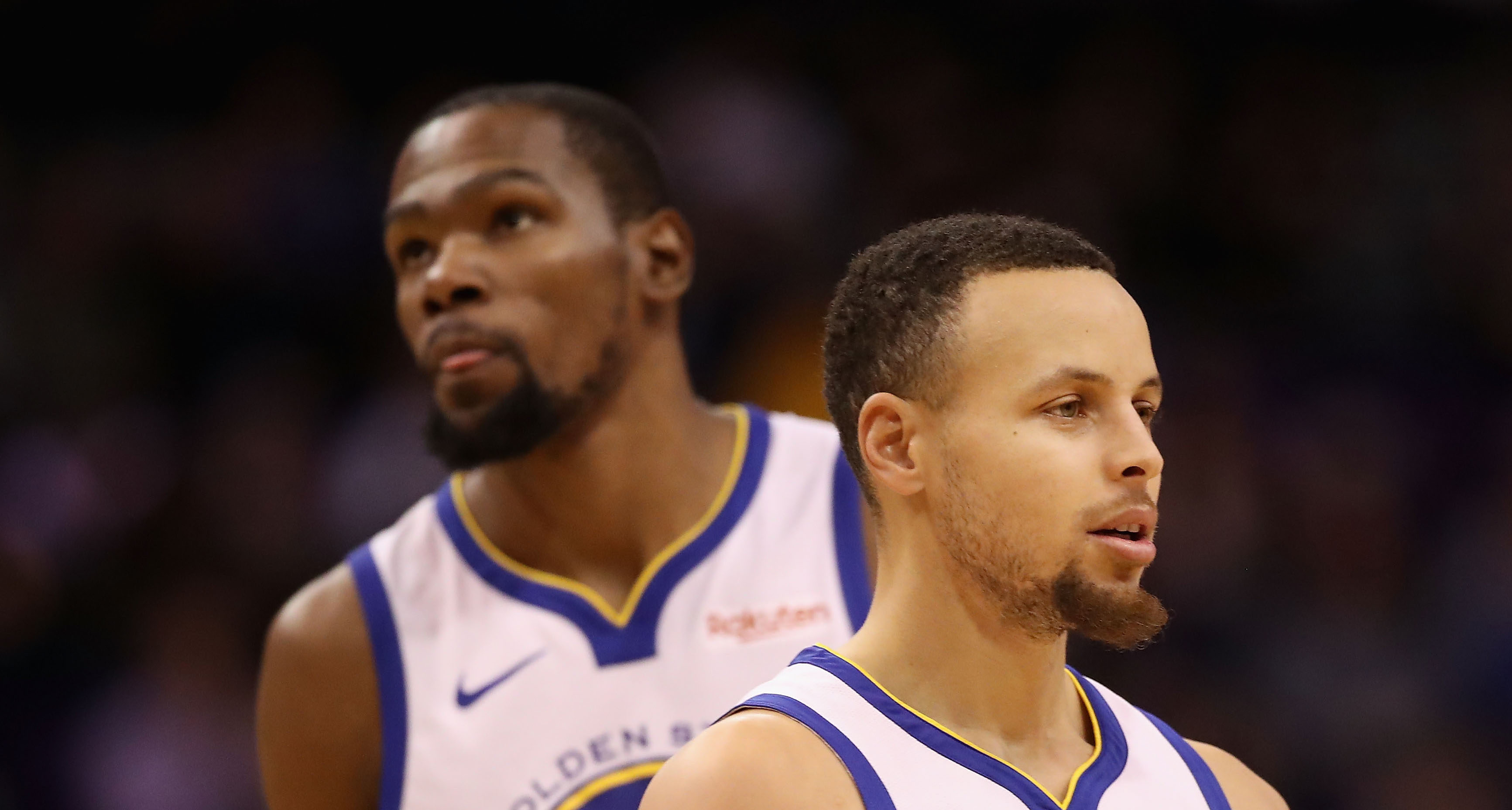 NBA Injury Report Updates for Stephen Curry, Kyrie Irving, Kevin Durant and DeMarcus Cousins