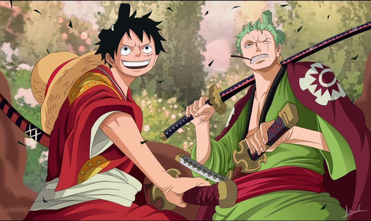 One Piece Chapter 973 Release Date Delay, Spoilers Luffy and Zoro's Raid in the Present Timeline