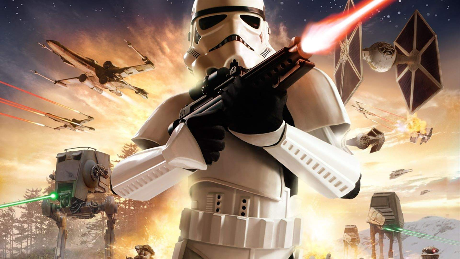 Xbox Live Gold Free Games Star Wars Battlefront, Fable Heroes, Call of Cthulhu and TT Isle of Man