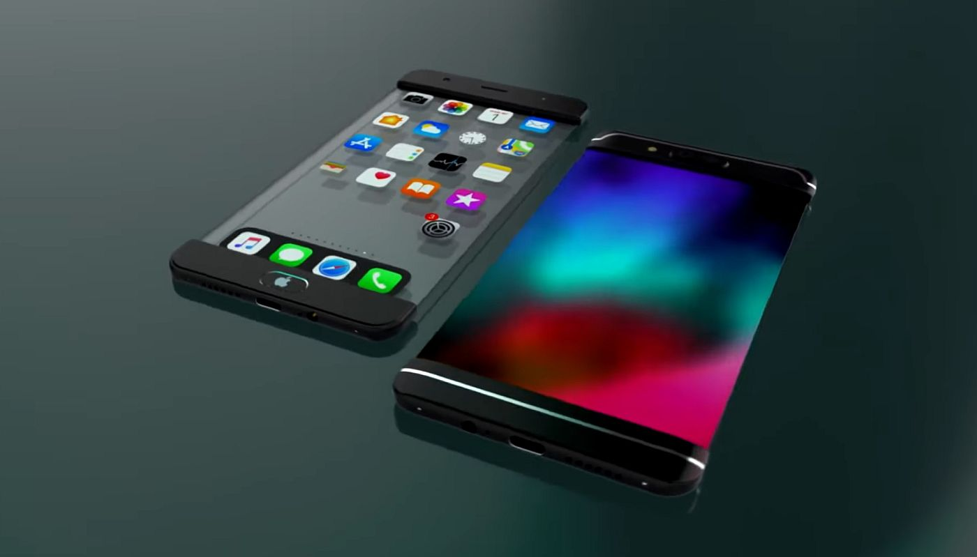 Apple iPhone 12 Concept Features 6 Cameras, Side Screens and 3D Holograms
