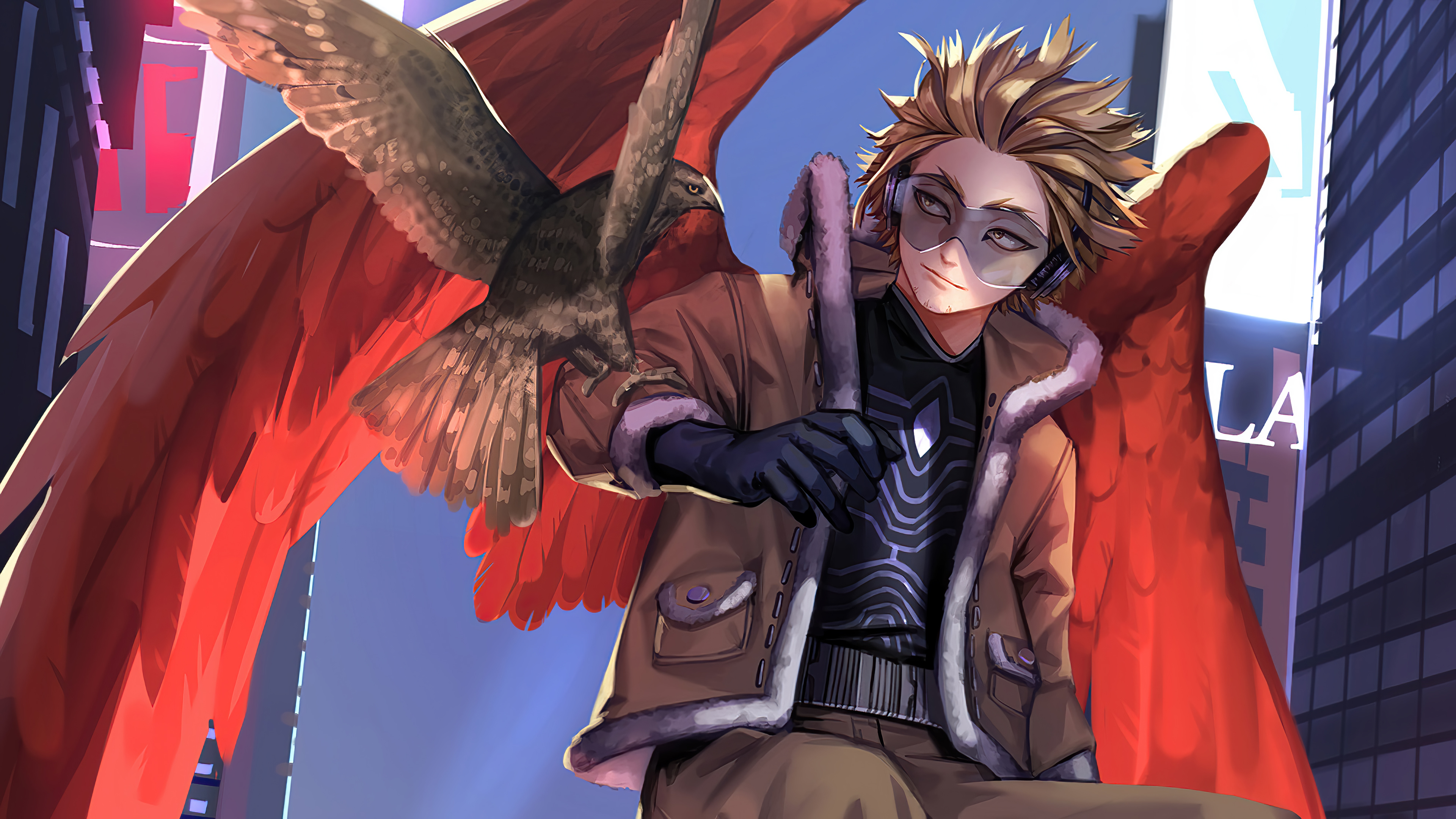 My Hero Academia Chapter 266 Release Date, Spoilers Twice will save Hawks from Dabi and Switch Sides