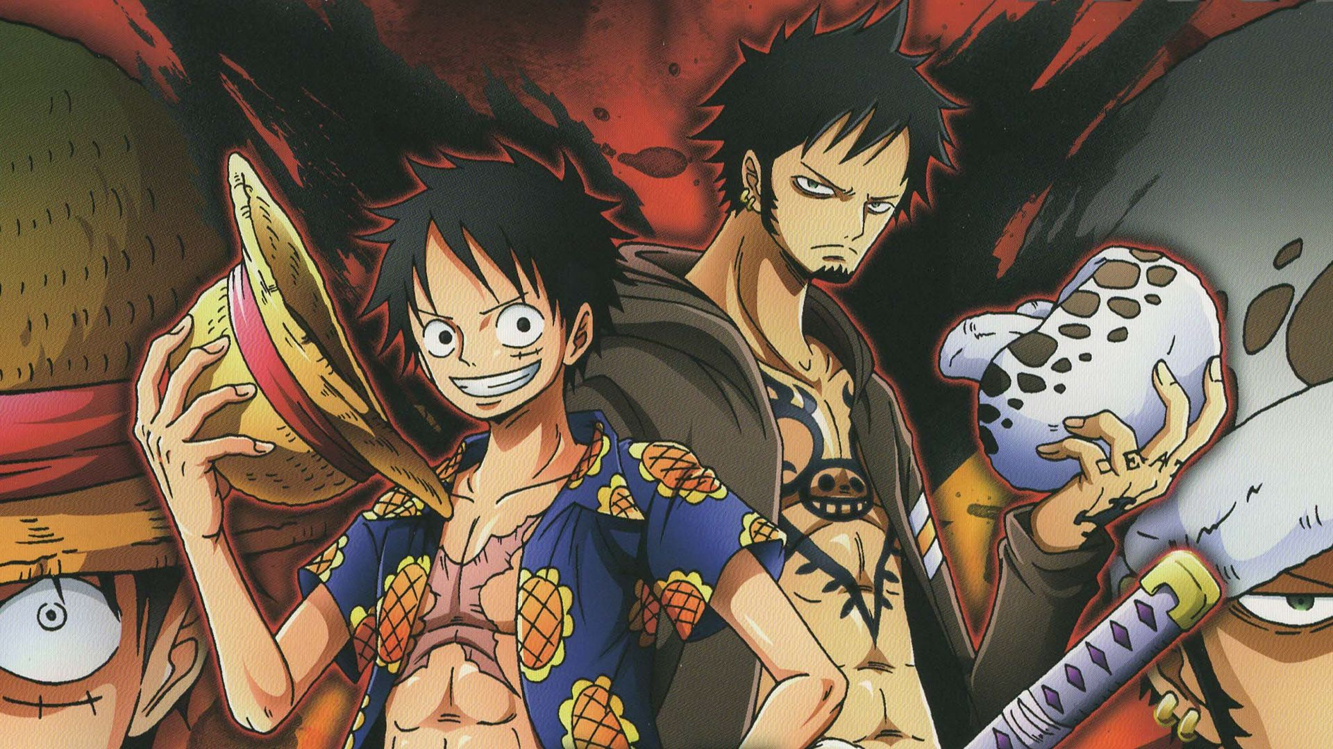 One Piece Chapter 975 Release Date, Spoilers Luffy, Kid and Law vs The Beast Pirates Naval Battle