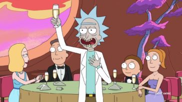 Rick and Morty Season 4 Episode 6 Release Date April Fool's Day Episode Release Confirmed