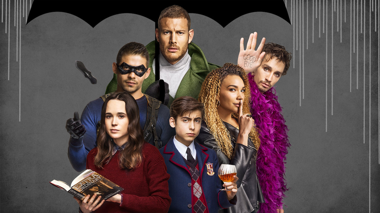 The Umbrella Academy Season 2 Release Date You Look Like Death Spinoff Comics and Netflix Details