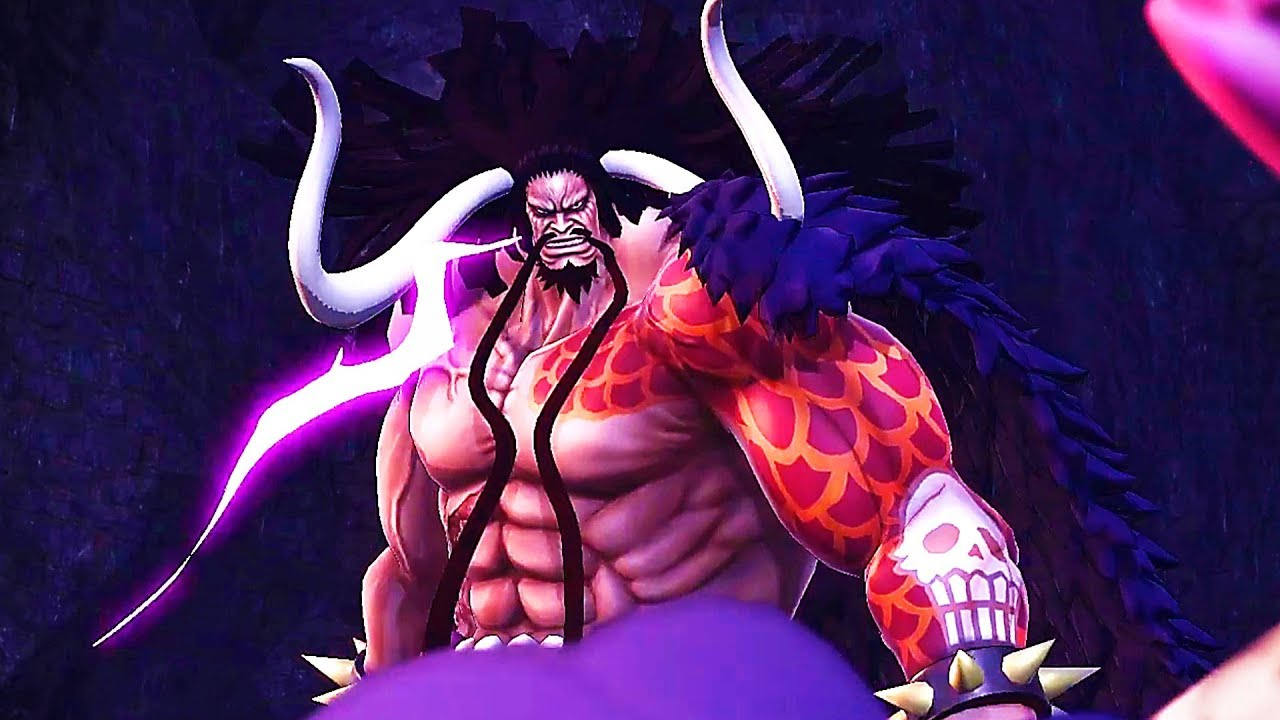 Latest One Piece 978 Spoilers Claim that Kaido's Son is a Scorpion Devil Fruit User