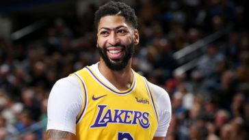 NBA Rumors Anthony Davis Trade Deal with Portland Trail Blazers in 2020 Free Agency
