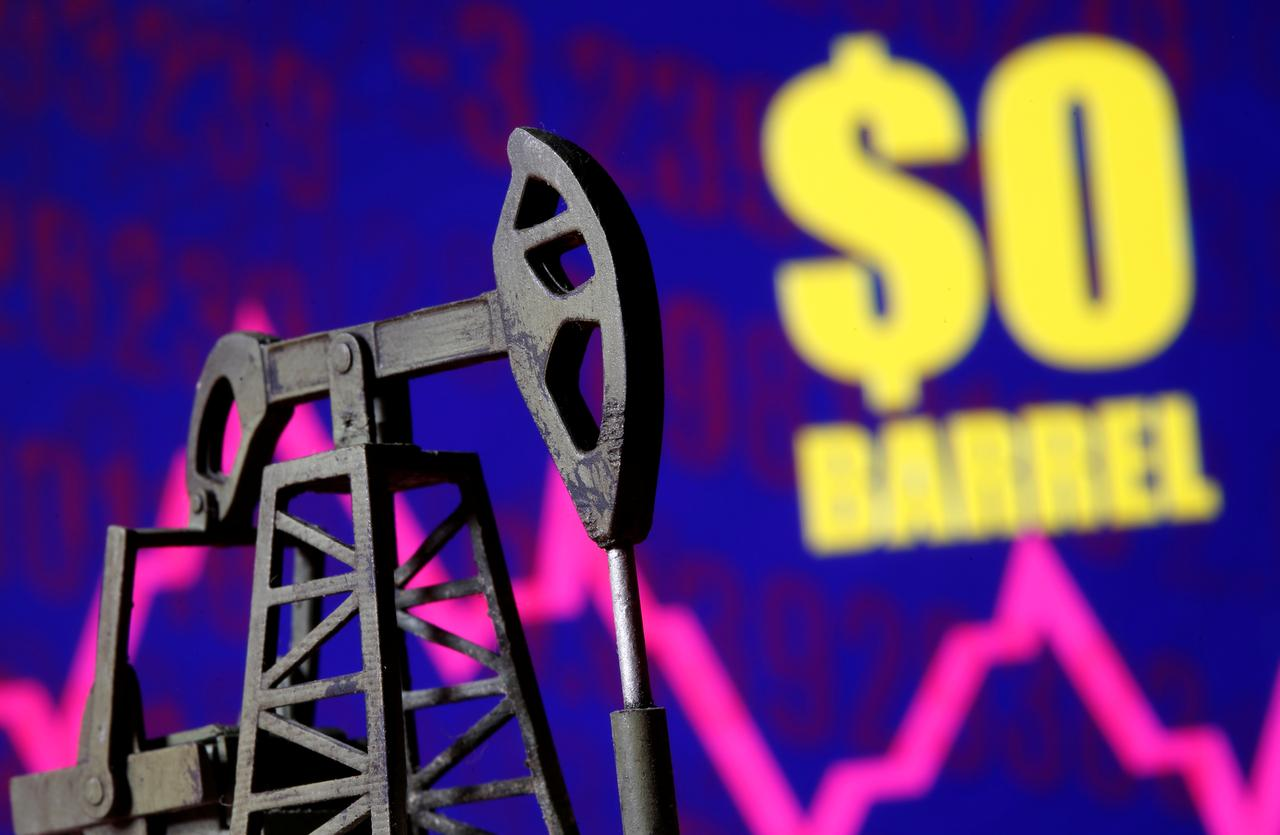 Negative Oil Price Explained What does Negative Oil Price Mean
