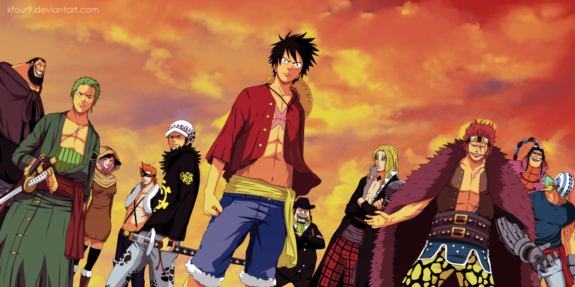 One Piece Chapter 977 Release Date, Spoilers Luffy and Hiyori to save Momo before Kanjuro meets Kaido