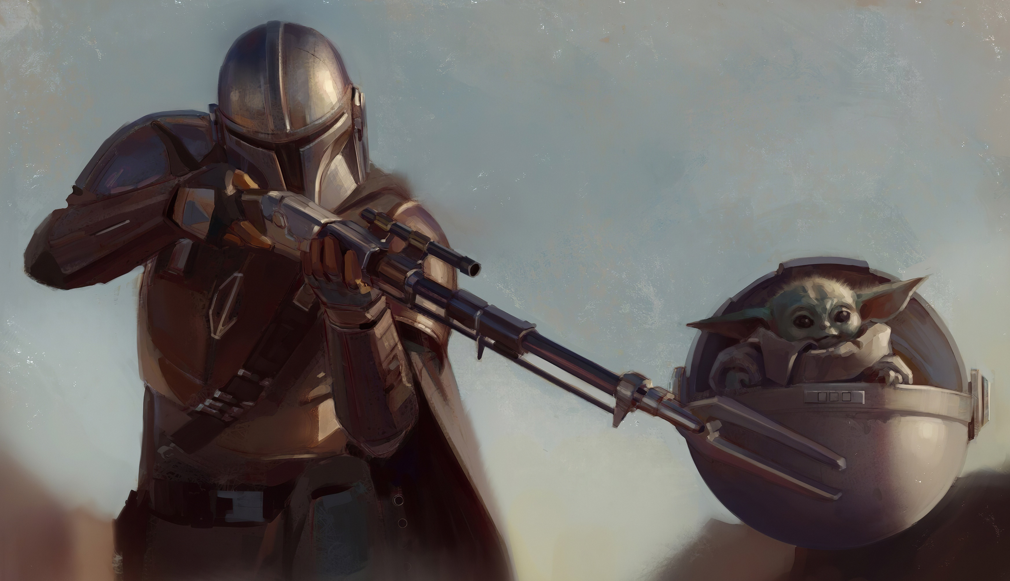 The Mandalorian Season 2 Release Date, Theories Baby Yoda will Time Travel to become Master Yoda