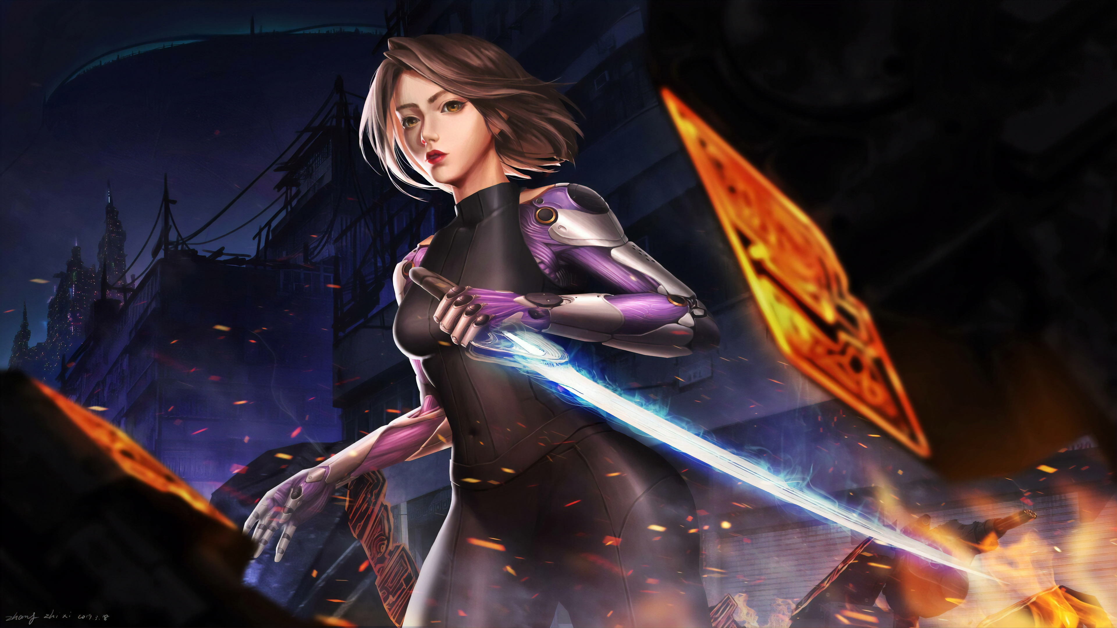 Alita Battle Angel 2 Plot Theories Will there be another Motorball Tournament in Alita Sequel